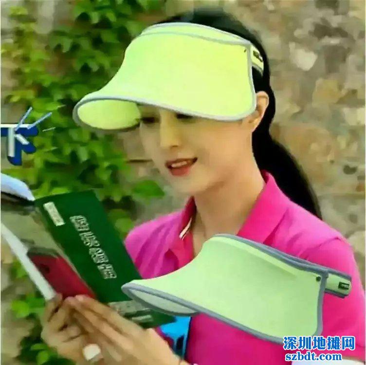 2016年夏季热销货源推荐-范冰冰同款遮阳帽