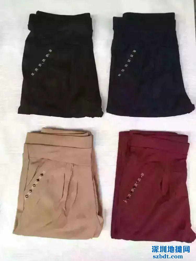 秋季热销-大妈时尚弹力裤