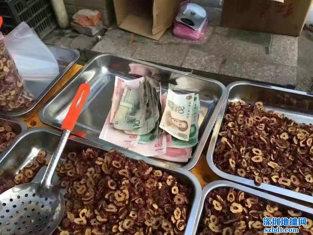 新疆若羌一等品灰枣圈10元一袋模式