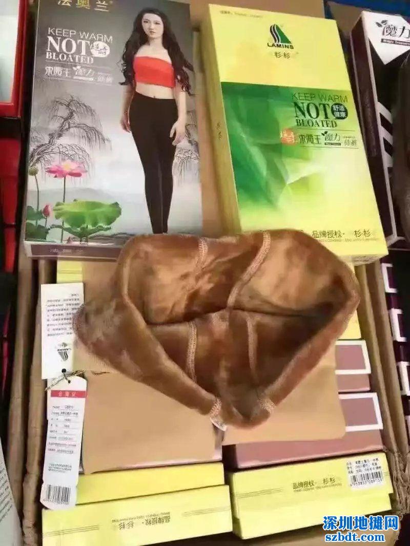盒装加厚打底裤-冬季摆地摊热销