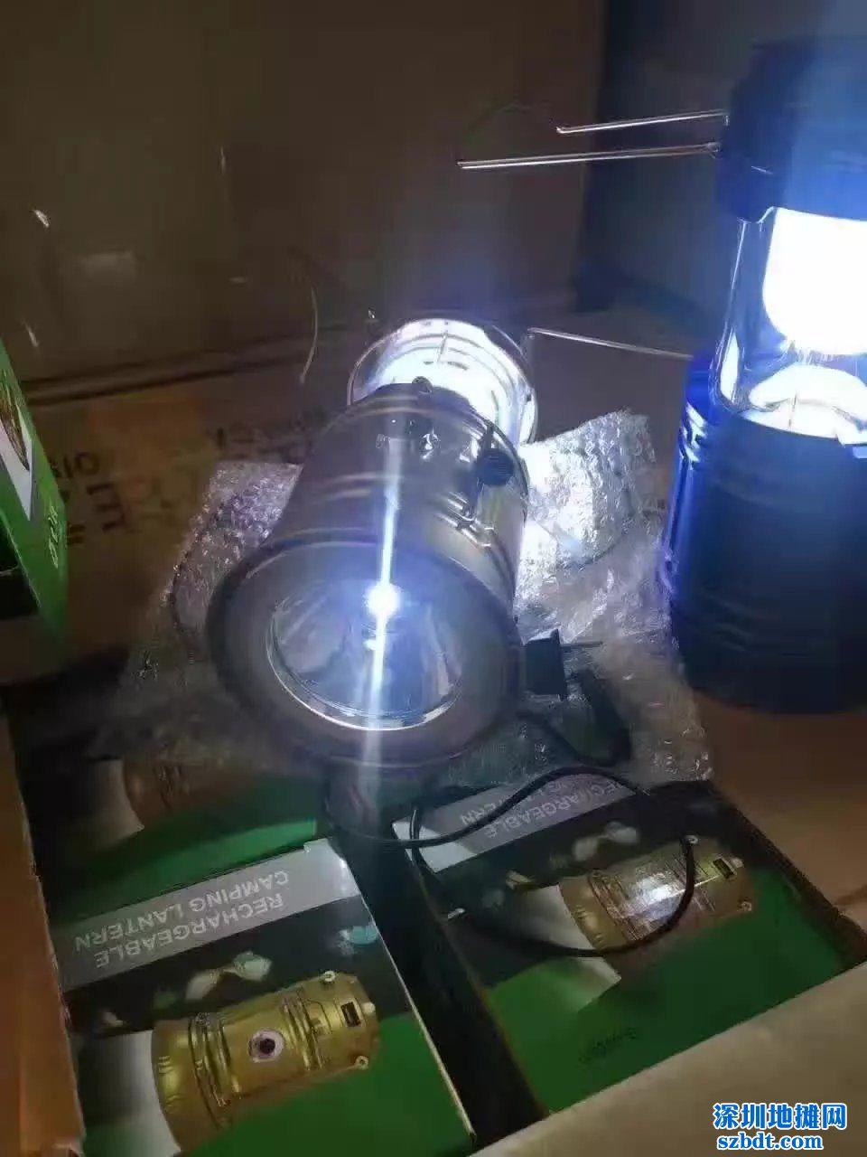 神奇马灯! 插电太阳能都可以充电
